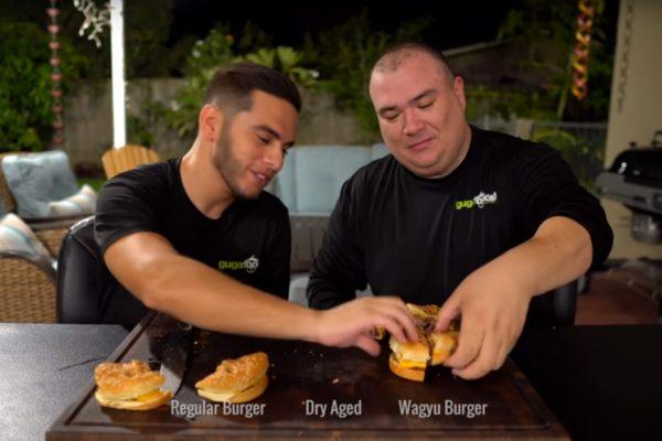Burger battle: Almindelig, Dryaged og Wagyu bøffer